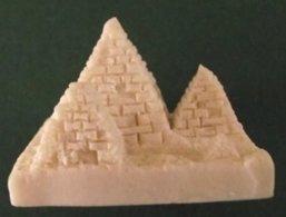 Figurine Antique - Pyramides De Gizeh - Other