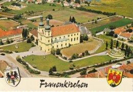 Walifahrtsort  Frauenkirchen, 124 M  Prunkvolle Barockkirche Mit Kalvarienberg, Austria - Austria