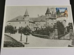 Luxembourg, Château De Differdange - Maximum Cards