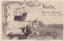 MARTHE - Prénoms