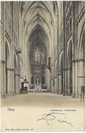 FRANCE - METZ - Kathedrale - Cathédrale 1903 TRES RARE - Metz
