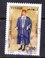 TUNEZ, USED STAMP, OBLITERÉ, SELLO USADO - Tunisie (1956-...)