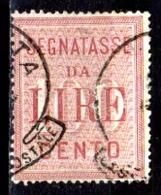 Italia-A-0610: SEGNATASSE 1884 (o) Used - Senza Difetti Occulti. - Paketmarken