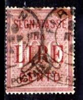 Italia-A-0611: SEGNATASSE 1884 (o) Used - Senza Difetti Occulti. - 1878-00 Humbert I.
