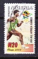 NIGERIA, USED STAMP, OBLITERÉ, SELLO USADO - Nigeria (1961-...)