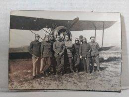 Photo Avion Militaire. 8.5x6 Cm - Aviation