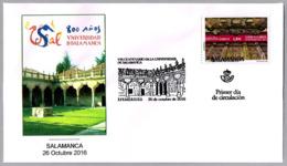 800 Años UNIVERSIDAD DE SALAMANCA - 800 Years Of UNIVERSITY. SPD/FDC Salamanca 2016 - Otros