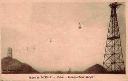CP NOEUX LES MINES - Usines - Transporteur Aérien - Noeux Les Mines