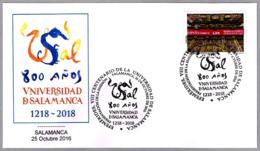 Presentaciobn De La Emision 800 Años UNIVERSIDAD DE SALAMANCA - 800 Years Of UNIVERSITY. Salamanca 2016 - Otros
