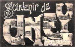 Souvenir De Ciney - Multivues , 1906, Ed. Jules Pesesse) - Ciney