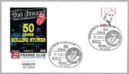 50 AÑOS ROLLING STONES - 50 YEARS. Hamburg 2012 - Cantantes