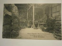Maison Pouliez Bois,charbon,12 à 16 Rue De Lagny Paris XXème,non écrite,estimée 1907,très Bel état,très Rare - Petits Métiers à Paris