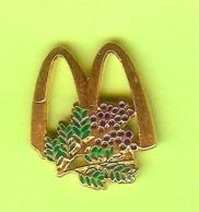 Pin's Mac Do McDonald's Ville De France Mandelieu - 5G09 - McDonald's