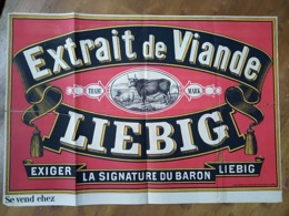 Liebig Extrait De Viande - Manifesti