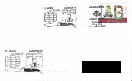 SPAIN. FDC. ALBACETE. 2019 - FDC
