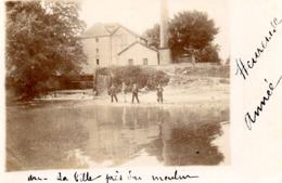 Arc Sur Tille Carte Photo Pres Du Moulin - France