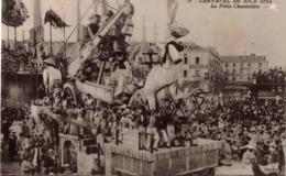 CP NICE - Carnaval De Nice De 1913 - La Petite Chocolatière - Carnaval