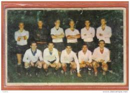 Carte Postale  Belgique  Charleroi  équipe De Football 1962/1963  Trés Beau Plan - België