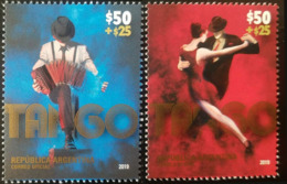 V) 2019 ARGENTINA, TANGO, DANCE, MUSIC, MNH - Argentina