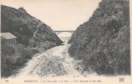 GRAINVAL - La Descente à La Mer - Francia