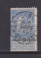 Nr 60 Heyst Sur Mer   Kaart A683 - 1893-1800 Fijne Baard
