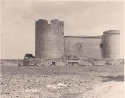 PIOZ CASTILLE Château Castel 1964 Photo Amateur Format Environ 5,5 Cm X 7,5 Cm - Lugares