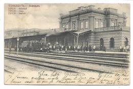 RUSSIE - TIFLIS - Gare - Train - Russie