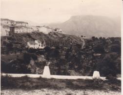 CULLAR De BAZA Province GRANADA 1963 Photo Amateur Format Environ 5,5 Cm X 7,5 Cm - Lugares