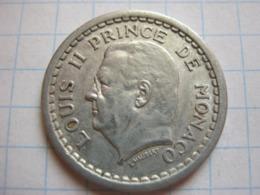 1 Franc 1943 - Mónaco