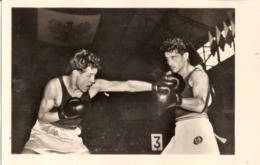 WARSCHAU Box Europa Meisterschaft 1953 Tichin UdSSR Besiegt Favorit Laszlo Papp - Boxsport