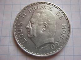 5 Francs 1945 - Mónaco