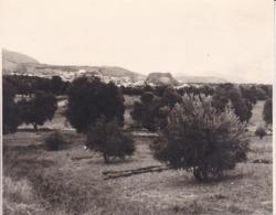 ILLORA  Province De GRANADA ANDALUCIA 1963 Photo Amateur Format Environ 5,5 Cm X 7,5 Cm - Lugares