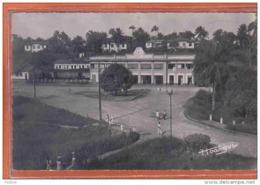 Carte Postale Cameroun  Douala La Gare  Trés Beau Plan - Cameroun