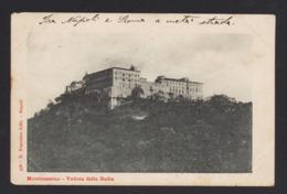 15268 Napoli - Montecassino - Veduta Della Badia F - Napoli (Naples)