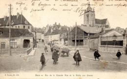 Dole Bas De La Grande Rue - Dole