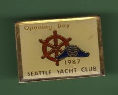 BATEAU *** SEATTLE YACHT CLUB *** 1052 (21) - Barcos