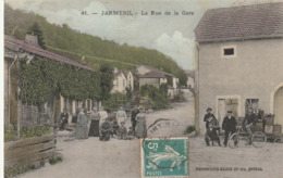 Jarménil - La Rue De La Gare - Otros Municipios
