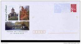 PAP Pont Bridge Compolibat 12 Aveyron - Prêts-à-poster:  Autres (1995-...)