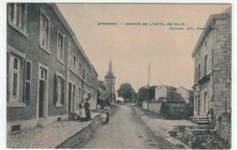 Sprimont - Avenue De L'Hôtel De Ville - Edit. Vve Legros - Animée - Sprimont