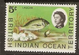British Indian Ocean Territory   1968   SG  16  Lascar    Unnmounted Mint - Brits Indische Oceaanterritorium