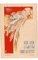 JEUGDRETRAITE HUISHOUDSCHOOL HEIST- OP- DEN- BERG 1944 - Imágenes Religiosas