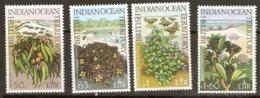 British Indian Ocean Territory   1975   SG  77-80  Wildlife   Unnmounted Mint - British Indian Ocean Territory (BIOT)