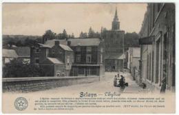 Andenne - Sclayn  - L'Eglise - La Belgique Historique - Animée - Andenne