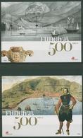 Portugal - Madeira 2008 Funchal, König Manuel I. Block 39/40 Gestempelt (C93133) - Madeira