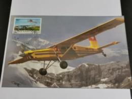 Luxembourg, Pilatus Turbo Porter PC-6 - Maximum Cards