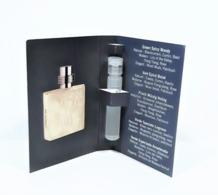 échantillons De Parfum  Tubes CERRUTI 1881 EDT 1.2 Ml NEUF INTACT - Echantillons (tubes Sur Carte)
