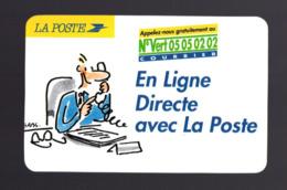 Publicité La Poste - France