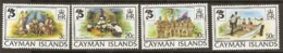 Cayman Islands 1982  SG  553-6  Scouting    Unmounted Mint - Cayman Islands