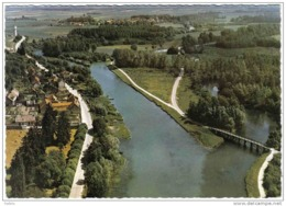 Carte Postale  25.  Vernierfontaine  Village Vue D'avion  Trés Beau Plan - Non Classés