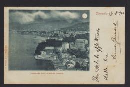 15284 Napoli - Sorrento - Panorama Con La Marina Grande F - Napoli